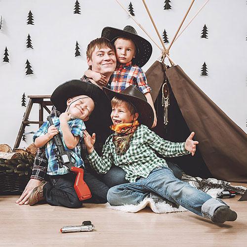 семейные фотопроекты