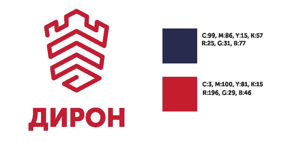 логотип и фирменные цвета