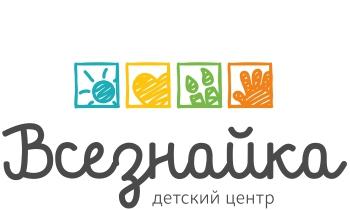 логотип всезнайка
