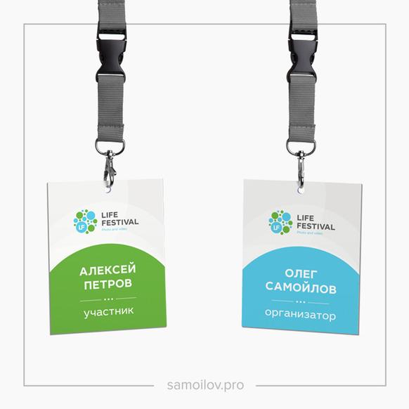 Логотип и фирменный стиль <br> фестиваля фотографии в Крыму