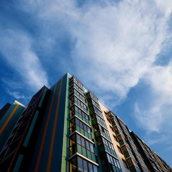 Архитектурная фотосъемка